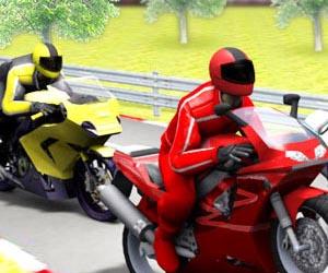 Play 3D Motor bike