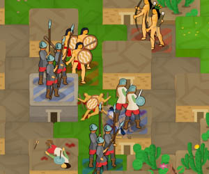 Play Aztec Tactical Conquest