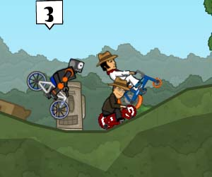 Play Cyclomaniacs Epic