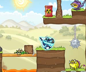 Play Laser Cannon 3 Levelpack