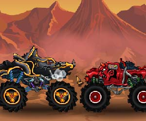 Play Mad Truck Chal