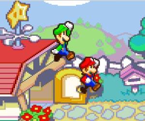 Play Mario Luigi RPG Wariance