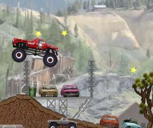 Play Monster Truck Trip 3