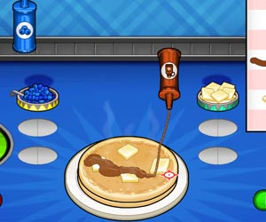 Play Papas Pancakeria