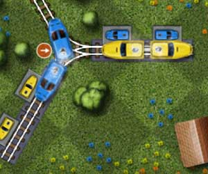 Play Railroad Shunting 2