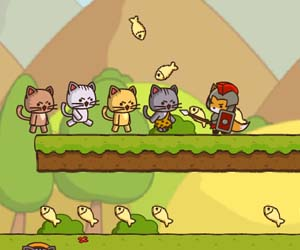 Play Strike Force Kitty