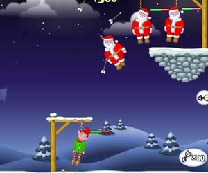 Darağacı Noel Baba