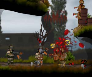 Play War Zomb Avatar
