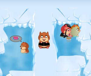 Play Hamster Blue Lagoon