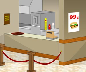 Play Must Escape Burger