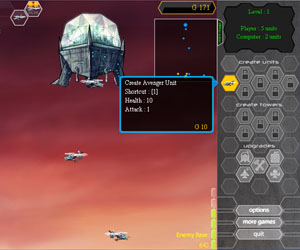 Play Sky Invasion