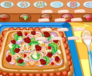 Play Squared Pizza