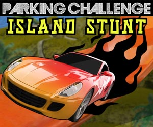 Play Stunt Island Parking Challenge