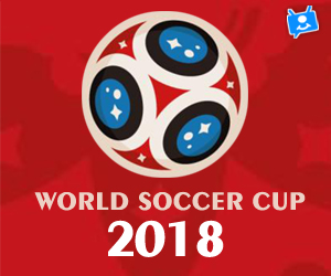 Play worldcup 2018 Online Games