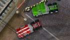 Industrial Truck Race