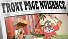 Front Page Nuisance